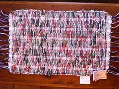 Handwoven Placemat by dorissummers on Etsy