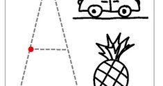 Abeceda píšeme písmena Kids And Parenting, Montessori, Education, Creative, Logo, Decor, Alphabet, Logos, Decoration