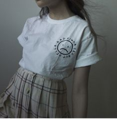 t-shirt white cool pale aesthetic basic tumblr instagram grunge indie girl teenagers teenagers style fashion mode moda outfit conjunto estilo skinny skirt beige neo grunge soft grunge aesthetic tumblr grunge t-shirt grunge top indie boho skinny skirt beige skirt soft grunge top