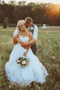So much love in this picture.   Dixon's Apple Orchard and Wedding Venue, Chippewa Valley, WI