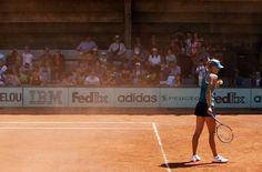 Sharapova-Tennis: Maria sigue con los entrenamientos