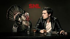 Josh Hutcherson hosts Saturday Night Live with musical guest HAIM | November 23, 2013 | SNL
