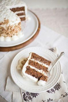 Sweet Potato Cake...Trying this weekend. <3