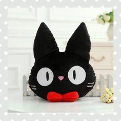 Jiji Kiki's delivery service http://www.kawaii-boutique.com/en/toys/510-peluche-jiji-kiki-la-sorciere-ghibli.html