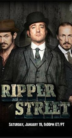 Ripper Street (TV Series 2012– )