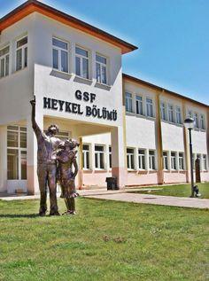 Cumhuriyet Üniversitesi - GSF Heykel Bölümü