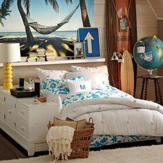 Ultimate Dresser Storage Bed Set