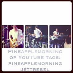 """@yearoftherebel's photo: """"Hele nummer van het optreden gisteren in @vondelcs staat op YouTube : http://youtu.be/C62WXhnwNik  #jettrebel #yearoftherebel #music #live #wealllovejettrebel #amsterdam #jettrebelfan #bestmusicshots #instamusic #guitar #by SJ68"""