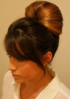 Top 5 Hairstyle For This Fall Fringe Hairstyles, Pretty Hairstyles, Easy Hairstyles, Wedding Hairstyles, Five Minute Hairstyles, Easy Hair Up, Diy Wedding Hair, Hair Today, Hair Dos