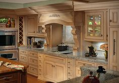 Whether for a kitchen or bathroom remodel, browse DeWils selection of custom cabinets and find the style, color, and cut that you're looking for. Kitchen Cabinet Manufacturers, Elegant Kitchens, Home Kitchens, Dream Kitchens, Outdoor Kitchens, Cabinet Styles, Custom Cabinetry, Beautiful Interiors, Kitchen And Bath