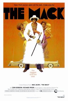 The Mack 27x40 Movie Poster (1973)