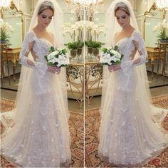 Gorgeous  by @vaniobitencourt #bride #bridal #brides #brideday #noiva #wedding #weddingdream #weddingday #iloveit #ilovebrides #noivabr #noivarj #noivadiva #voucasar #voucasareagora #casareamar #casamento2016 #vestido #ilovedresses #casamentodossonhos #sonhodenoiva #sonhodenoivarj #sayyes #vaniobitencourt by sonhodenoivarj