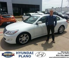 https://flic.kr/p/HN6hf6 | #HappyBirthday to Russell from Russell Christenson at Huffines Hyundai Plano! | deliverymaxx.com/DealerReviews.aspx?DealerCode=H057