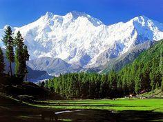Pakistan, Himalaje, Nanga, Parbat, Ośmiotysięcznik, Góry
