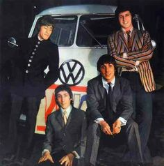 Parka Avenue: The Boating Blazer - How Mods made the striped jacket a fashion statement