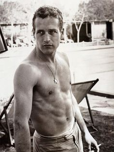 Paul Newman AKA most beautiful man that ever lived