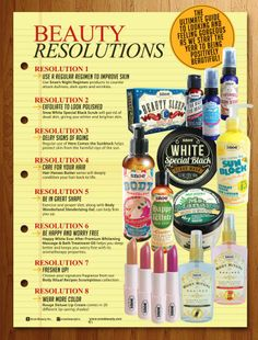 Check out Snoe's beauty resolutions and remedies! Head over to their SM CITY SAN LAZARO branch located at the 2nd Floor!