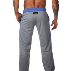 Men's Loose Pants Sports Jogging Athletic Track
