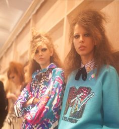 The '80s Will Be The Biggest Trend Of 2017,  For Better Or Worse  #80s #80srock #eighties #rockandroll #music #glam #glamrock #metal #heavyrock