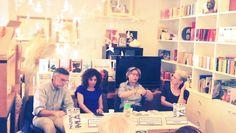 Presentazione *Affari Nostri rapporti internazionali Italia Argentina 1976-1983 (Fandango Libri) a cura di Claudio Tognonato con Natascia Mattucci, Benedetta Barbisan e Elisabetta Croci Angelini