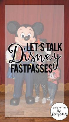 Navigating Disney: