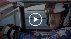 Nick Offerman might just be more NASCAR than NASCAR....