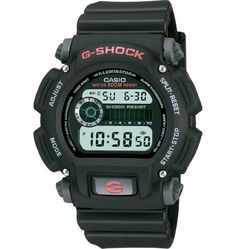 Purchase best price Casio DW9052-1V G-Shock 200-Meter Water-Resistant EL-Backlit with Afterglow