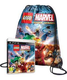 Tom - LEGO� Marvel Superheroes PS3 Pre-order Game. £37
