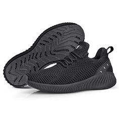 Amazon has the Ladies Walking Fashion Shoes -Slip On Sneakers Sports Jogging Tennis Shoes Comfortable Breathable Casual Knitted Mesh Shoes for Gym Work Nurse Sneakers All Black 6.5 marked down from $35.99 to $20.59. That is $15.4 off retail price! TO GET THIS DEAL: GO HERE to go to the product page and click on…