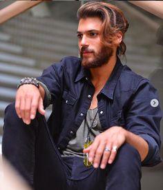 """Can Divit : """"Erkenci Kus""""/Early Bird Turkish Men, Turkish Actors, Beautiful Men Faces, Gorgeous Men, Alex Gonzalez Actor, Kim Jisoo Actor, Silence Is Better, Hot Actors, Early Bird"""
