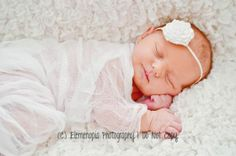 Newborn Girl. Elemenopia Photography