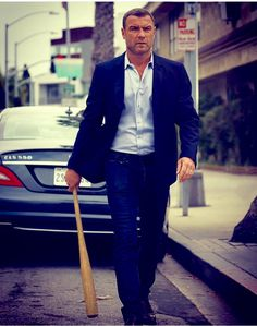 Ray Donovan such a good show Ray Donovan, Gorgeous Men, Beautiful People, Victor Creed, Black Labs Matter, Liev Schreiber, Raining Men, Best Tv, Favorite Tv Shows