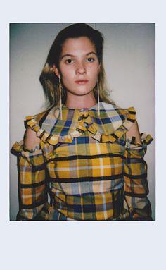 🔥Polaroid Time 🔥 Fitting ODAXELAGNIA Womenswear Fall 18 by Anel Yaos 080 Barcelona Fashion TNC   Photo 📸 Mario Chocron Model 👸🏼 @esteerammant Accesories 💍 Fatima Beltran 🤖🔫💄👾🦄🤡 #AnelYaos #080barcelonafashion #odaxelagnia👄 #TNC #teatrenacionalcatalunya #Womenswear #Readytowear #Fall18 #art🎨 #artdirection #creativedirection #design #fitting #women #creativefashion #designer #polaroids #fashionshow #fashionweek #womensstyle #inspirations