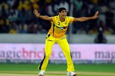 Looking every inch a thoroughbred team, Chennai Super Kings comfortably won the southern derby by defeating Royal Challengers Bangalore by 27 runs here on Wednesday to record their fourth win in five matches, while the hosts suffered their third loss in four outings. Former India seamer Ashish Nehra who will turn 36 next week, came up with double strikes in...  Read More