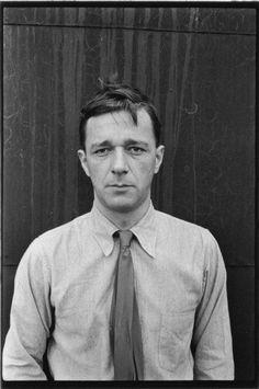 [Self-portrait on Roof of 441 East 92nd Street, New York City] - Walker Evans, 1936-41