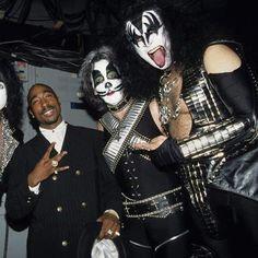 Tupac & Kiss
