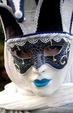 Ice Queen Masquerade Mask by AnotherFaceStudio on Etsy, $70.00
