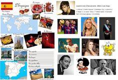 Les quichotteries de Delphine: Premiers pas en Espagne