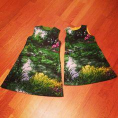 Natuurkleedjes Cara & Nore