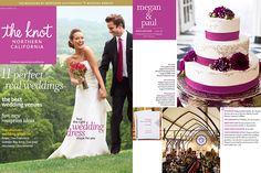 The knot magazine #kohl #mansion #wedding published by Dia Rao Photography