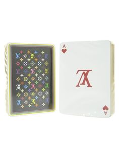 Playing Cards - Louis Vuitton