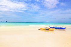 boracay white beach, Philipines