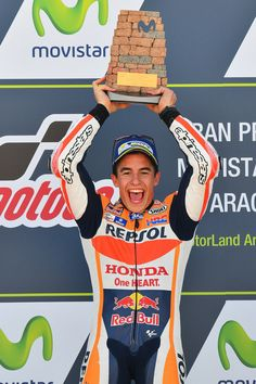 GP Aragon winner