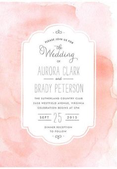 12 Of The Chicest Online Wedding Invites To Send In Lieu Paper Invitation