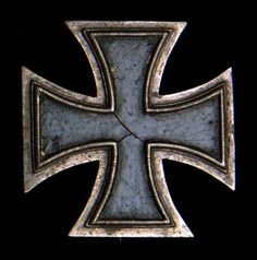 Prussia (and dependent states) Iron Cross 1813, First Class.