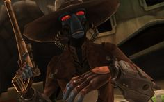 Cad Bane from Clone Wars by Tommyfighter