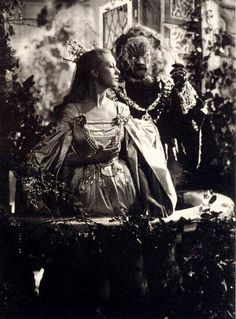 the beautiful and haunting la belle et le bete, 1946