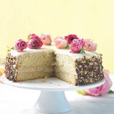 ... Pinterest | Amaretto Cake, White Chocolate and Wedding Cake Flavors