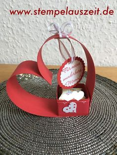 Stempelauszeit Stamp time out Mothers Day Crafts, Valentine Day Crafts, Holiday Crafts, Diy Crafts To Sell, Kids Crafts, Anniversary Crafts, Valentines Bricolage, Flower Pot Crafts, Valentines Day Decorations