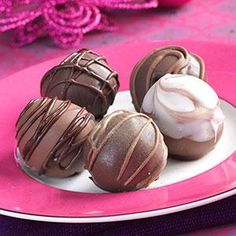 My cherry truffles were the delicious result of a kitchen experiment involving a bottle of kirsch I'd received as a gift and some dried cherries I had on hand. They won a blue ribbon at the Wisconsin State Fair! Candy Recipes, Dessert Recipes, Frosting Recipes, Fall Recipes, Fudge, Coconut Snowballs, Snowballs Recipe, Chocolate Cherry, Chocolate Covered